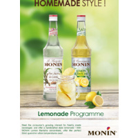 MONIN  Traditional Lemonade 700ml Kit
