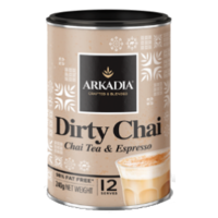 ARKADIA Dirty Chai (Chai Tea & Espresso) 240gm