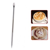 Barista Cappuccino Latte Espresso Coffee Decorating Pen