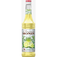 MONIN Lime Rantcho Concentrate 700ml