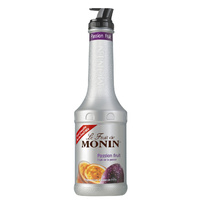 MONIN Passion Fruit Puree 1Litre