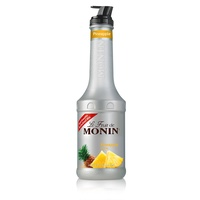 MONIN Pineapple Fruit Puree 1 Litre