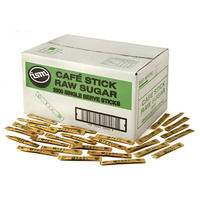 Cafe`Style Raw Sugar Stick 3g X Box 2000