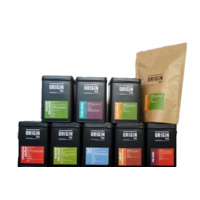 Cafe Starter Buy  6 x 100 Tea packs and Get 6 free Canisters