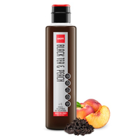 SHOTT Peach & Black Tea Concentrate 1 Litre
