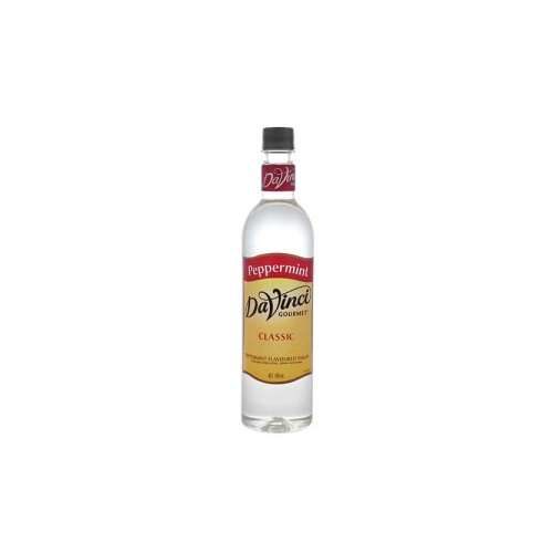 DAVINCI Classic Peppermint Syrup 750 mL