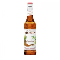 MONIN Gingerbread Syrup 700ml