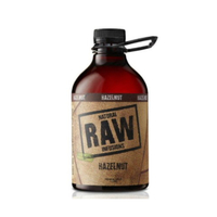 Natural RAW Infusions Hazelnut Syrup 1L