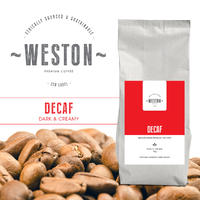 Decaf Coffee GROUND 1kg
