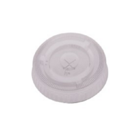 Flat Lid for 10oz PET Cup x 1000