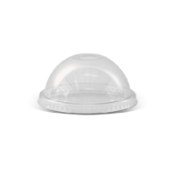 PET Cold Dome Lid (16/20/22oz) 1000pc/ctn