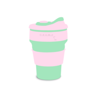 CRUMPLE CUP Lola + MInt