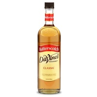 DAVINCI Classic Butterscotch Syrup 750 ML