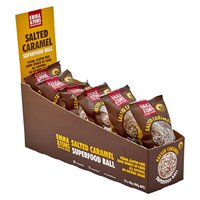 Emma & Toms Salted Caramel Superfood Ball 12x40g
