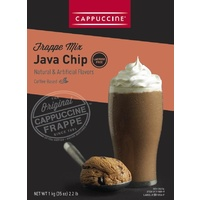 CAPPUCCINE Java Chip Frappe Mix 1kg
