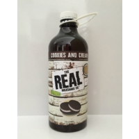 THE REAL MILKSHAKE CO Cookies & Cream Milkshake Syrup 1.5L