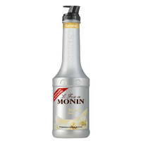 MONIN Banana Fruit Purée 1LItre