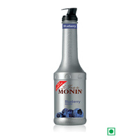MONIN Blueberry Fruit Purée 1LItre