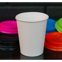 16oz OK Single Wall White Cup x 1000