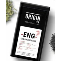 ORIGIN Display Tin - ENGLISH BREAKFAST