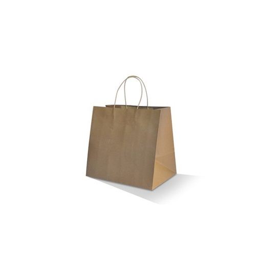 Brown Kraft Take Away Bag Small - (250 per box)
