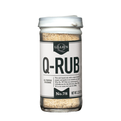 LILLIE'S Q-Rub