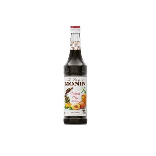 MONIN Peach Tea Concentrate 700ml
