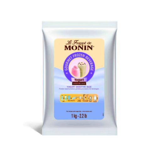 Le Frappé de MONIN Yogurt Smoothie Base 1kg